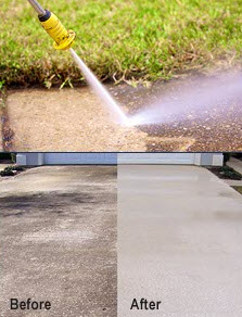 concrete cleaning service Delaware