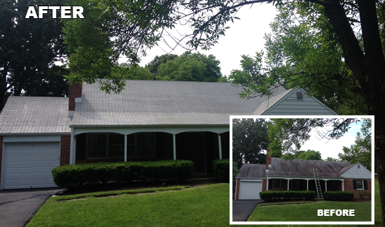 exterior roof cleaning services delaware 2