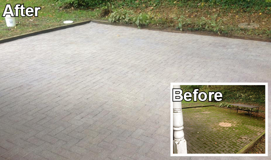 paver power washing services delaware