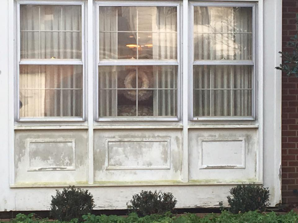 window cleaning experts delaware before