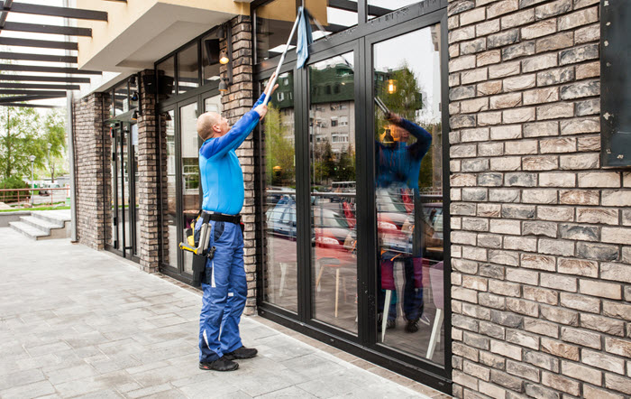 exterior window cleaning delaware