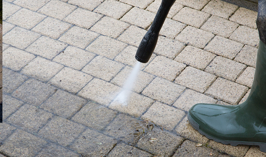 Paver Cleaning Re Sanding Sealing North Delaware